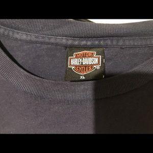 Harley Davidson Mens XL t-shirt